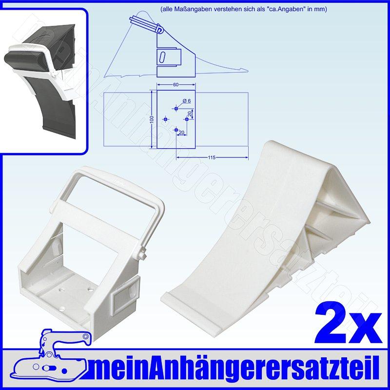 KR 30-B Sto/ßd/ämpfer KF 30-C 87 0014 09 14 mm Loch