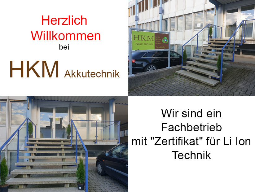 HKM-Akkutechnik