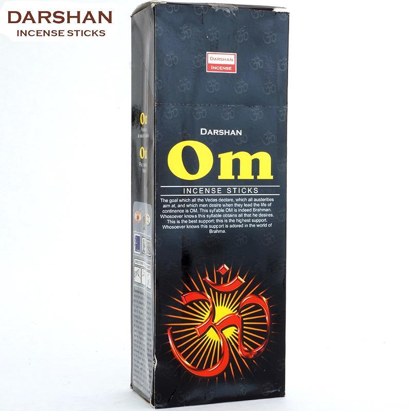 Darshan Räucherstäbchen OM