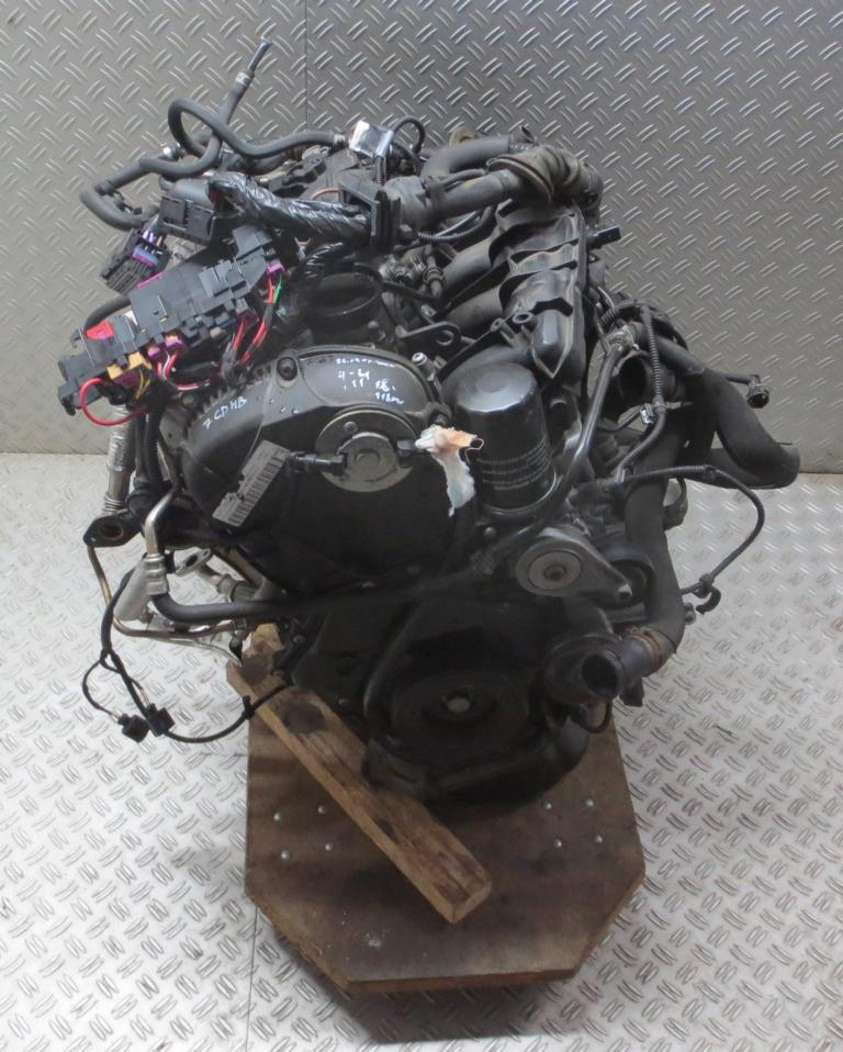 2011 Audi A4 Engine: Audi A4 Motor Bj. 2011 1.8l TFSI 118kW 93000km CDHB