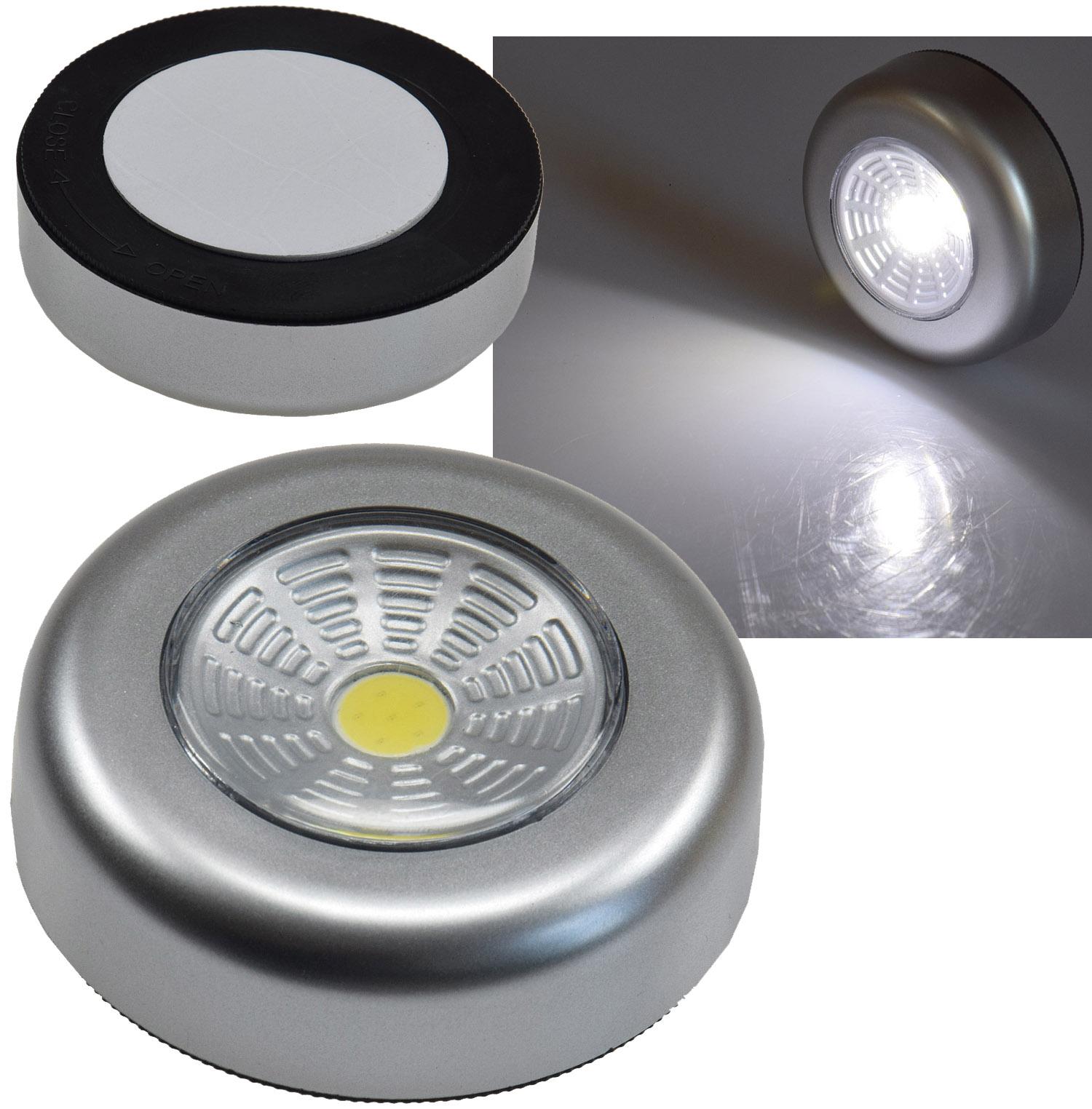 led touch leuchte lampe dr cklicht klebelicht schranklicht k che camping ebay. Black Bedroom Furniture Sets. Home Design Ideas
