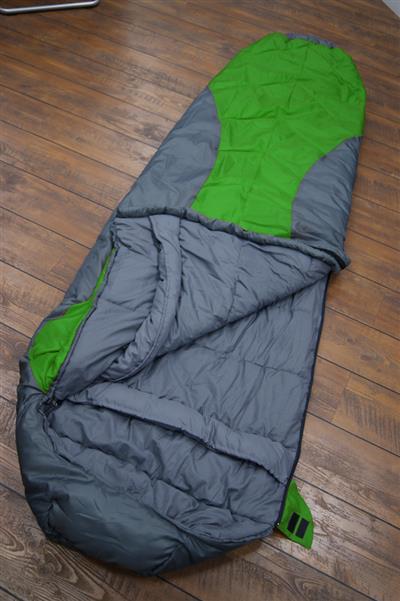 Mumienschlafsack Schlafsack Winter -23°C XXL Comfort Zelt Camping Grönland Biwak 2