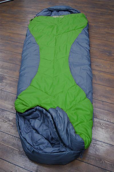 Mumienschlafsack Schlafsack Winter -23°C XXL Comfort Zelt Camping Grönland Biwak 5