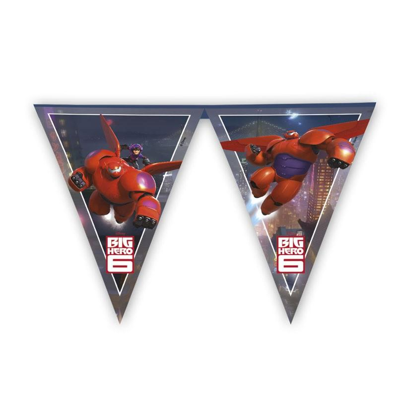 Big Hero 6 BAYMAX Party Banner
