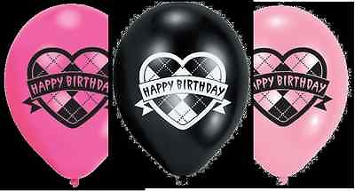 Monster High Party Luftballons