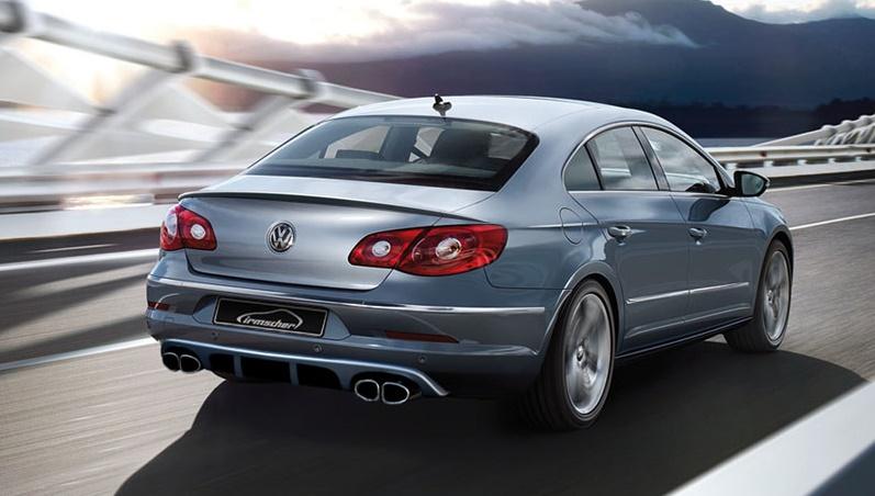 Irmscher Artikel für VW Passat CC
