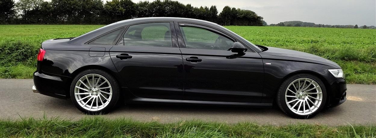 Eibach Sportline Gewindefedern für Audi A6 Typ 4G 50/25-45mm 2161