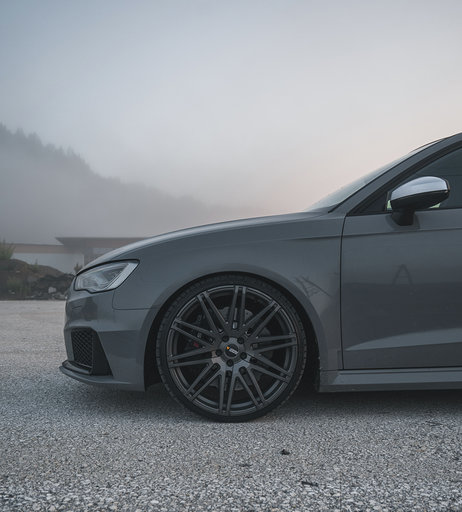 Audi S3 RS3 8V Limo Sportback Eibach Gewindefedern Tieferlegung