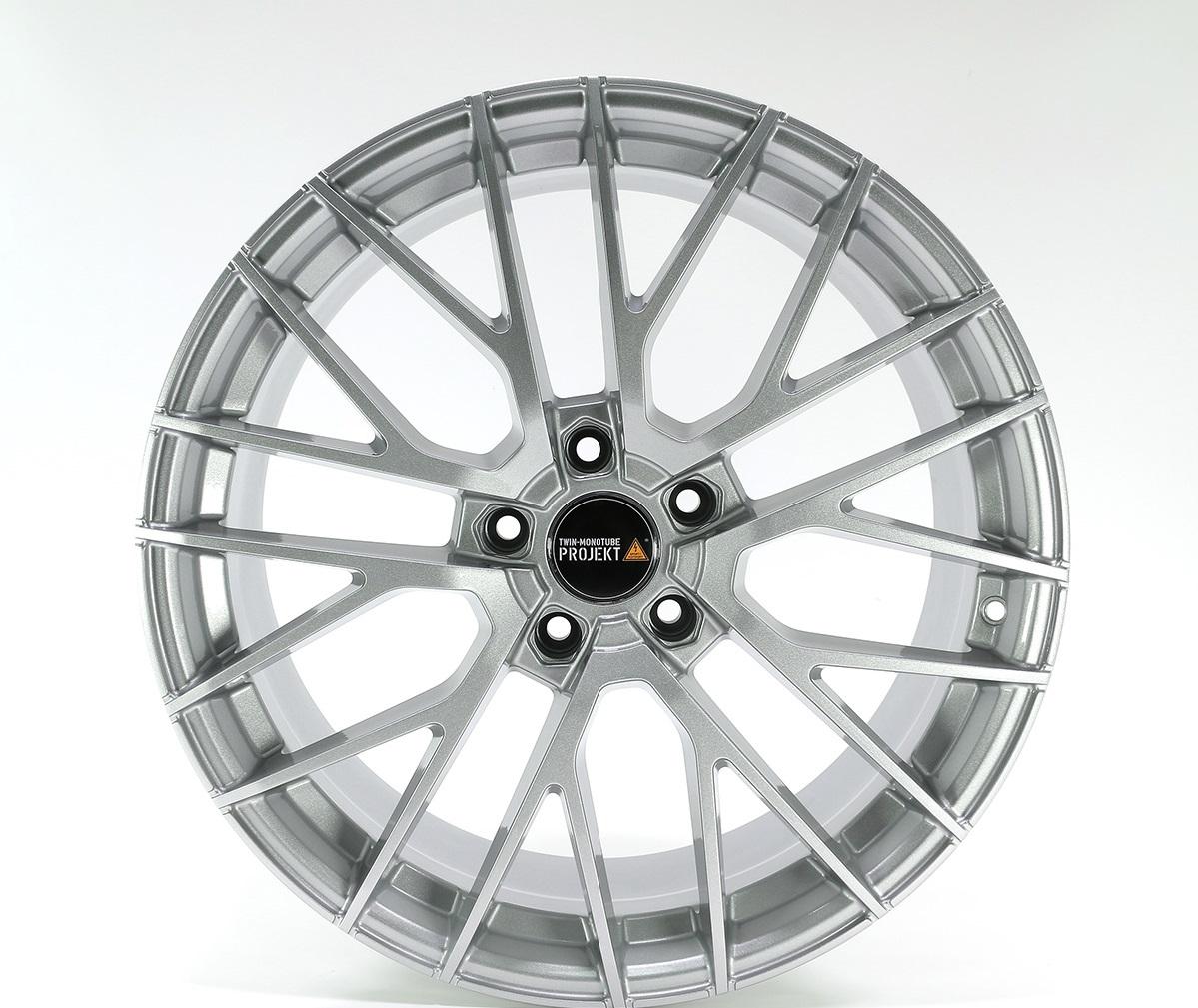 1x Felge 20.2 9x20 ET39 für VW T5 T6 T6.1 deep concave magnesium Twin Monotube