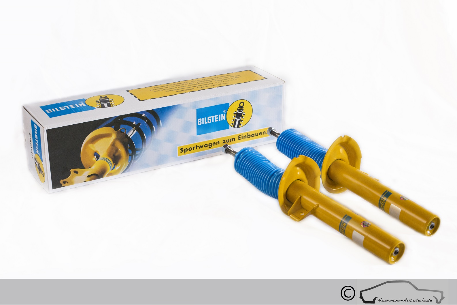 Bilstein B6 Stoßdämpfer Dodge RAM 2500 Pick-up (BE, BR) VA 24-184915