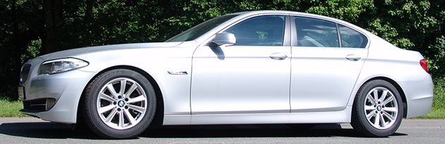 Eibach Sportline Tieferlegungsfedern BMW 5er Limousine F10 45/40mm