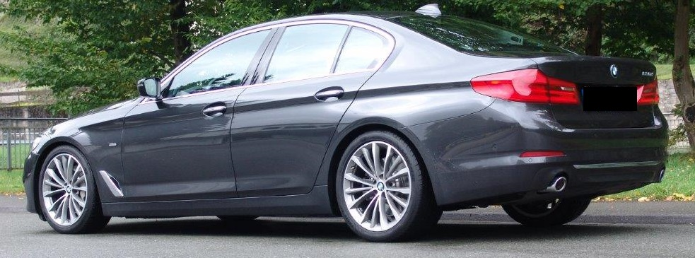 Eibach Sportline Tieferlegungsfedern BMW 5er G30 45/40mm