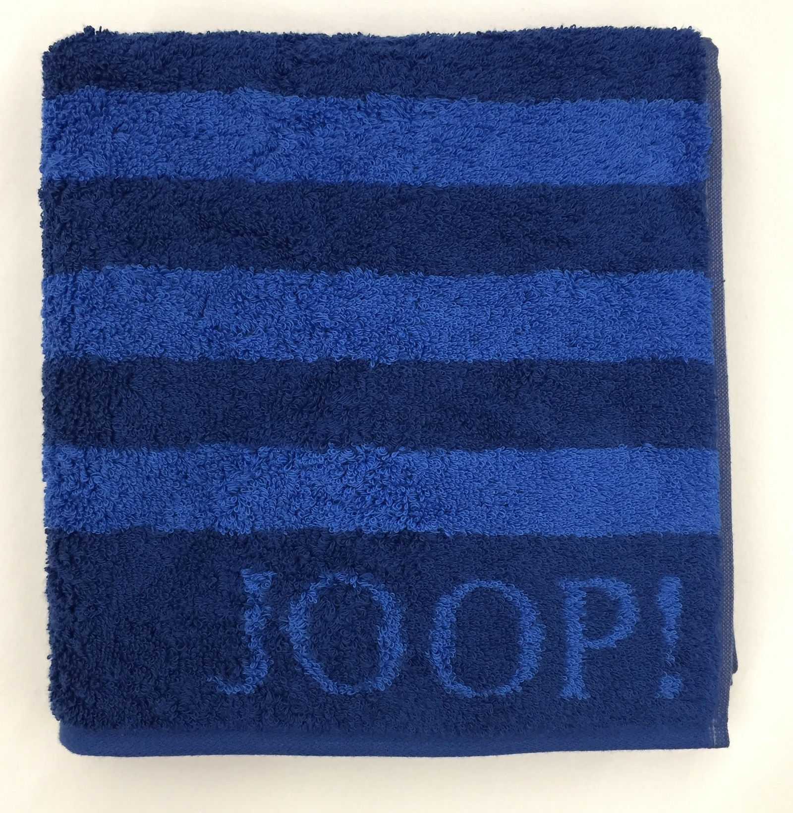 joop frottierkollektion classic 1610 stripes beste qualit t handtuch 13blau neu ebay. Black Bedroom Furniture Sets. Home Design Ideas