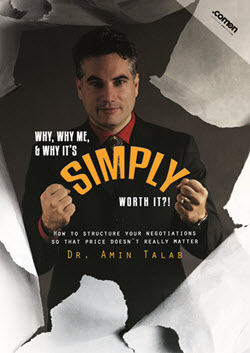 Why, Why me,  & Why it´s simplyWorth it