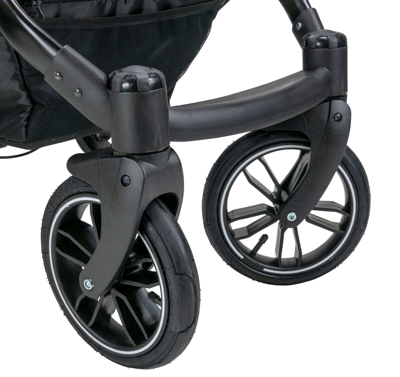 Schwenkräder Lufträder Springer Kinderwagen