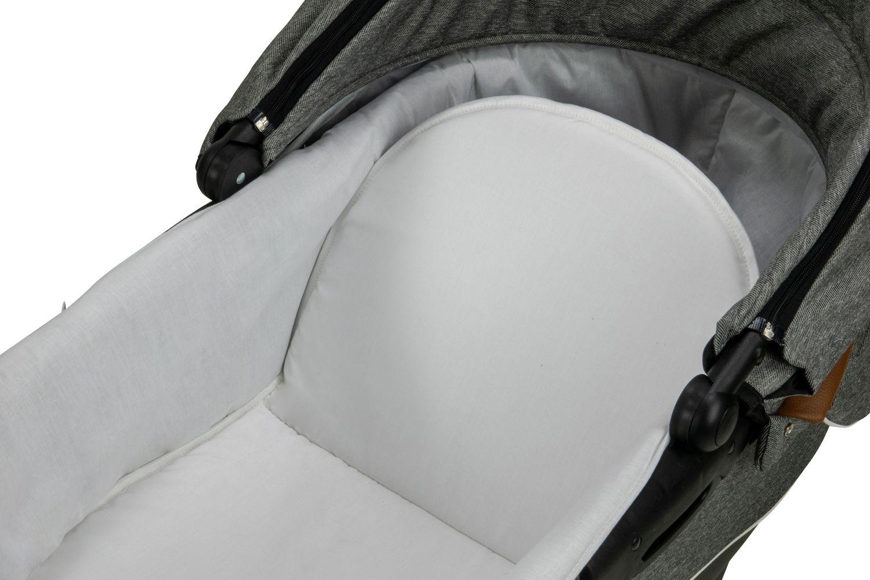 aufstellbare Matratze Springer Kinderwagen