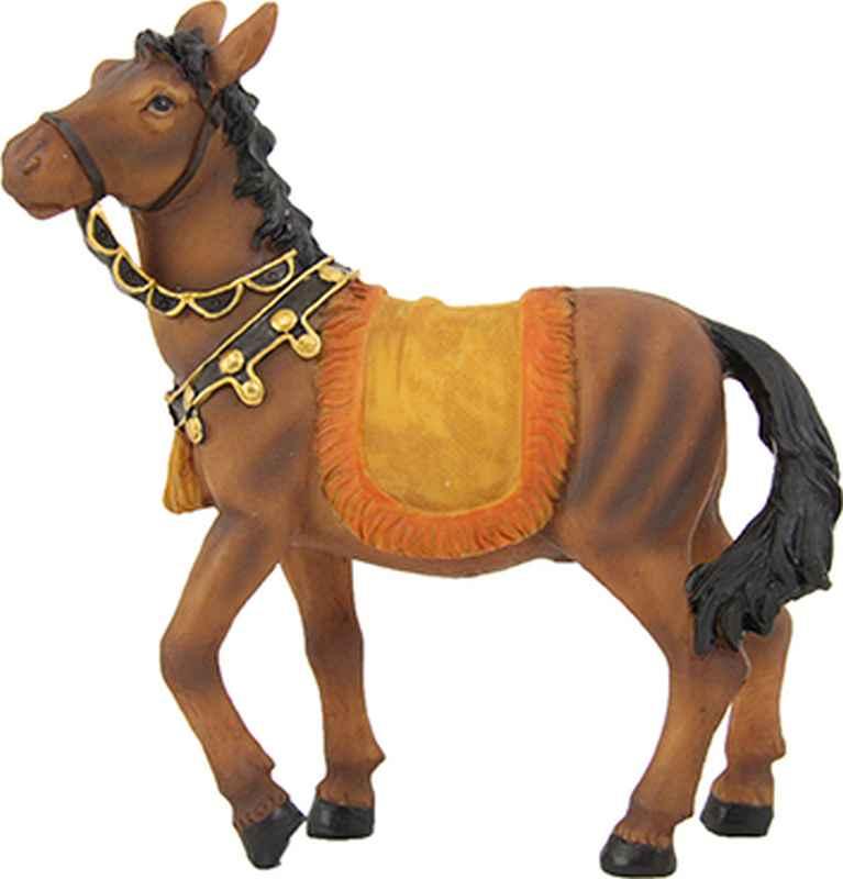 krippenfiguren tiere pferd f r figuren der gr e ca 8 9 cm. Black Bedroom Furniture Sets. Home Design Ideas