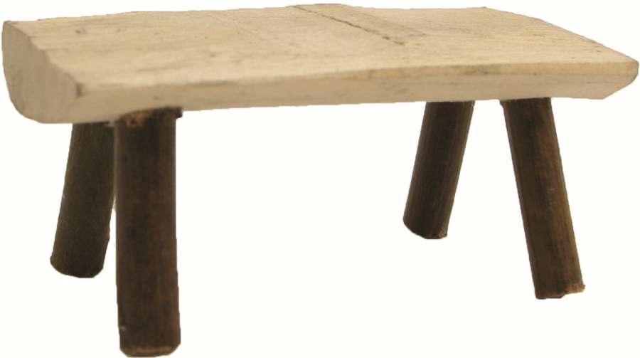 Krippenfiguren Krippenzubehör Holztisch Tisch Höhe Ca38cm