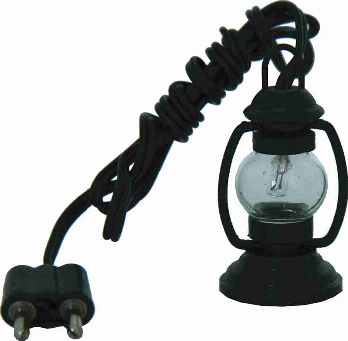 elektrisches krippenzubeh r lampe windlicht mit kabel stecker ve5. Black Bedroom Furniture Sets. Home Design Ideas