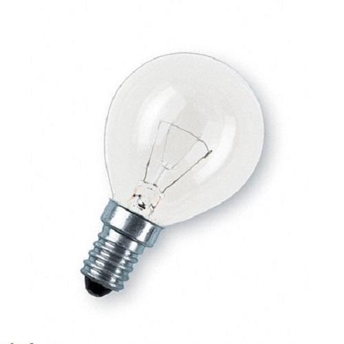 Glühbirne Glühlampen 25W E14-5 x 25 Watt Tropfen Lampe klar
