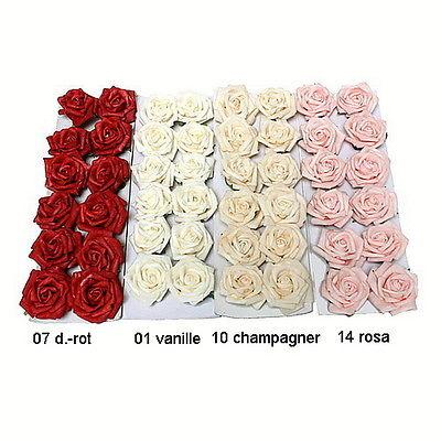 Calla// TOP PREIS !!! Foam Schaum Mini Callas 12 Blüten// 25cm