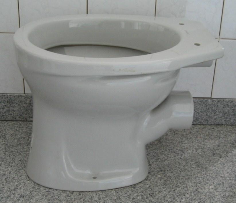 ideal standard stand wc toilette klo wc flachsp ler in diversen farben ebay. Black Bedroom Furniture Sets. Home Design Ideas