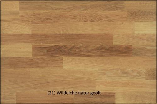 Wildeiche Natur Geolt ~ Esstisch funktionstisch riems tisch 200 300 x 100 wildeiche massiv