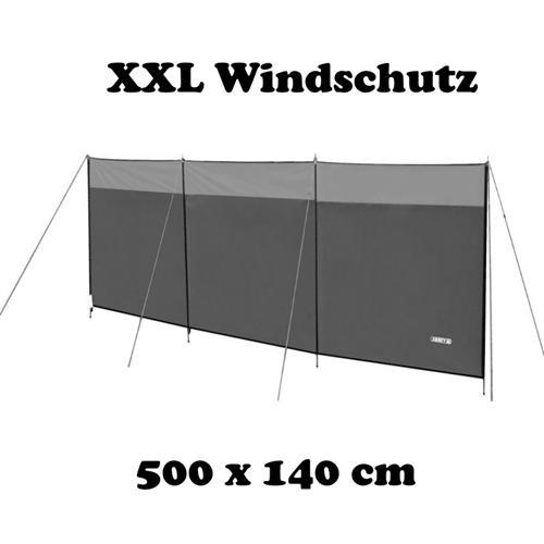 sichtschutz windschutz 5 m x 140cm camping strand garten terasse seitenmarkise ebay. Black Bedroom Furniture Sets. Home Design Ideas