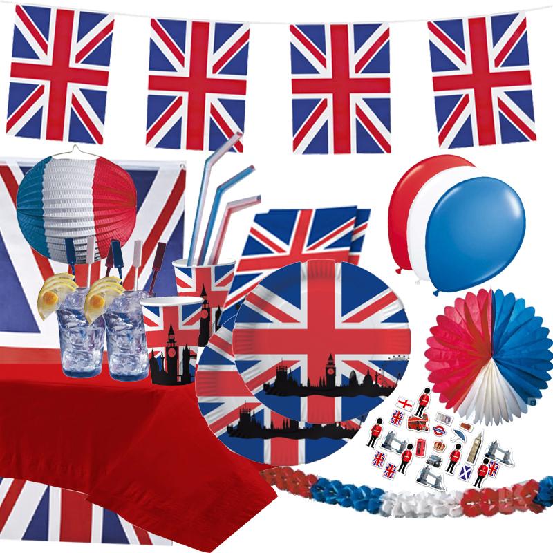 Großbritannien Union Jack Cupcake-Fällen /& Auswahl X24