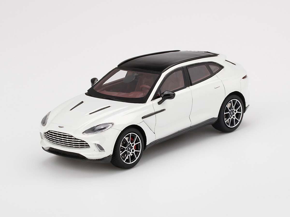 Tsm Aston Martin Dbx Frost White 1 43 Tsm430499