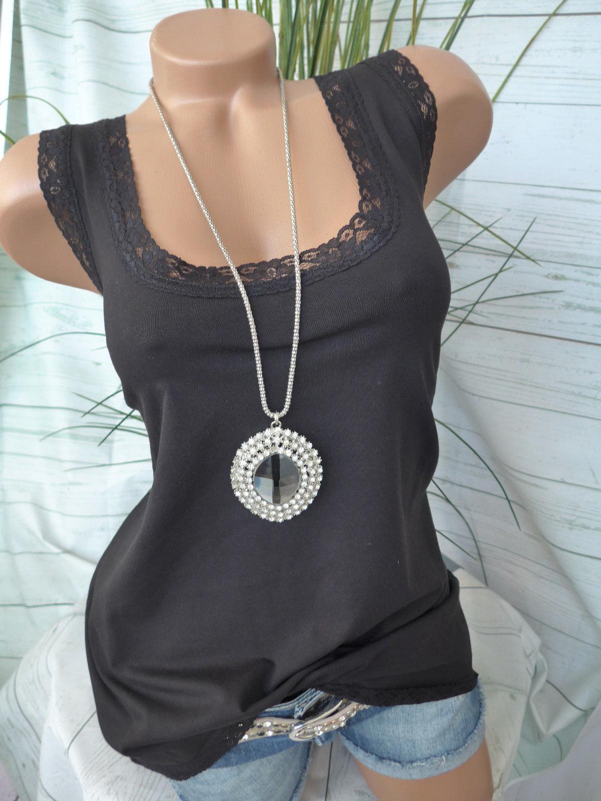 805 NEU Sheego Shirt Bluse Tunika Gr 40//42-52//54 Grau Ton 2 in 1 Effekt