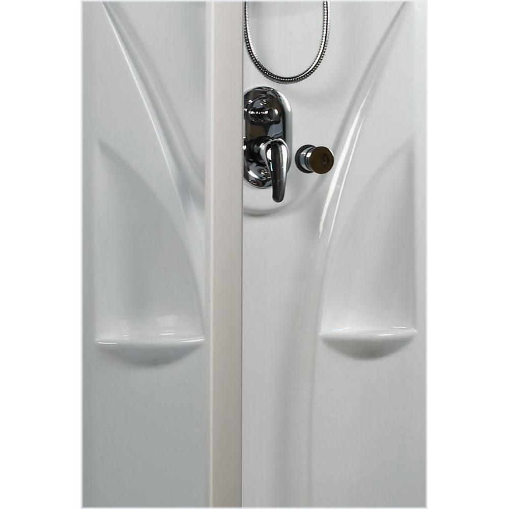 komplettdusche fertigdusche schulte juist 80 cm mit r ckwand 80x80 duschkabine ebay. Black Bedroom Furniture Sets. Home Design Ideas