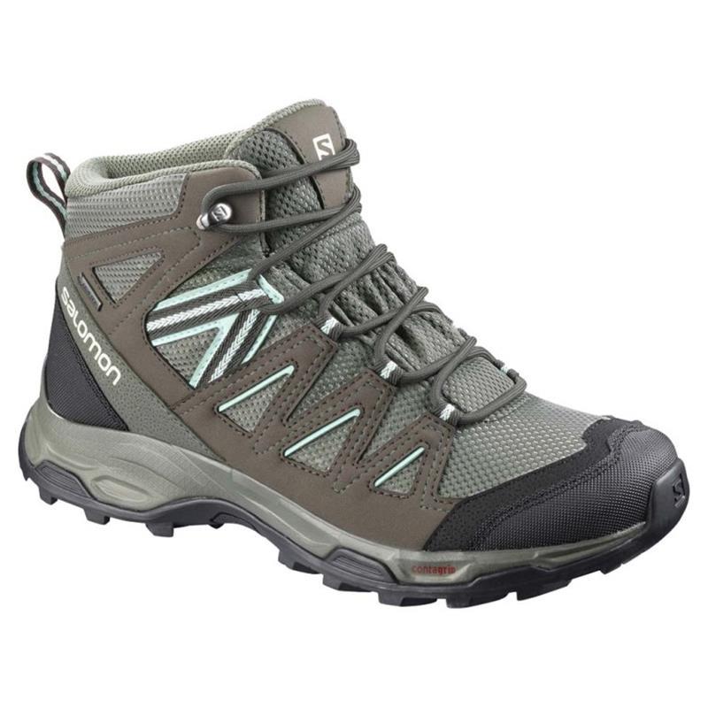 Details zu Salomon Damen Schuhe Ellipse 2 LTR Gr 38 23 Outdoor Wanderschuhe Neu