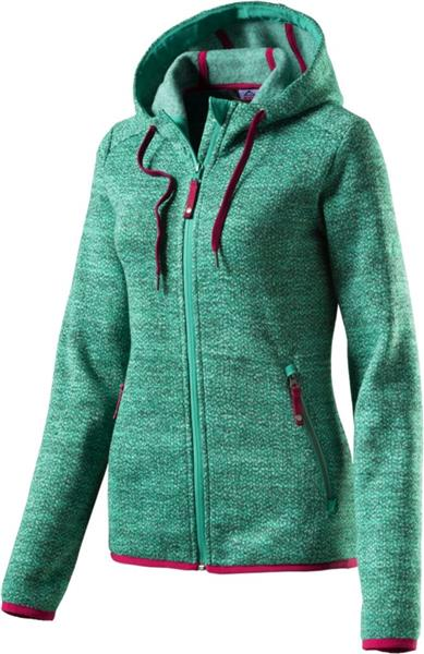 Sport McKinley Noorvik 4034769 Damen Fleece Jacke green aqua