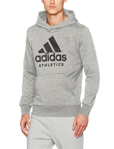 Details zu adidas Sid Branded PO Hoodie B47375 Kapuzenpullover Herren grey *UVP 64,99