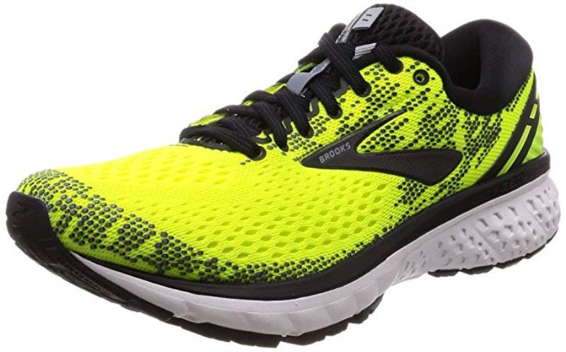 Brooks Ghost 11 Laufschuh Herren 1102881D nightlifeblack