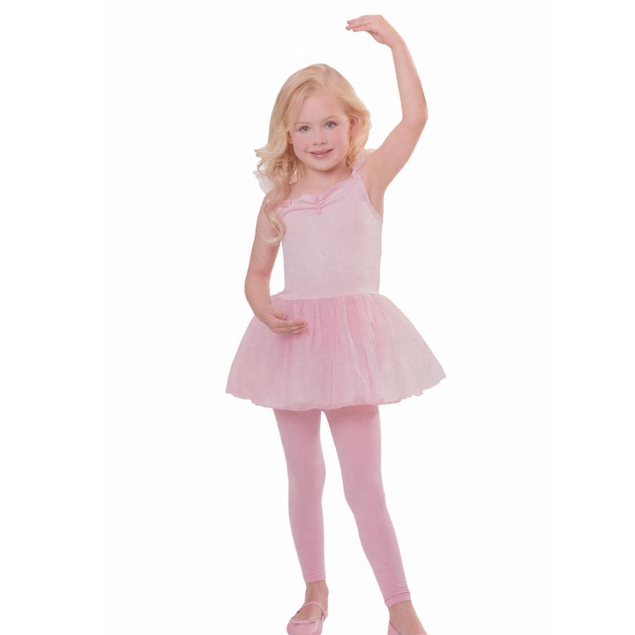 ballerina t t m dchen rosa kleid kinder ballett trikot gr 122 128 134 0469 ebay