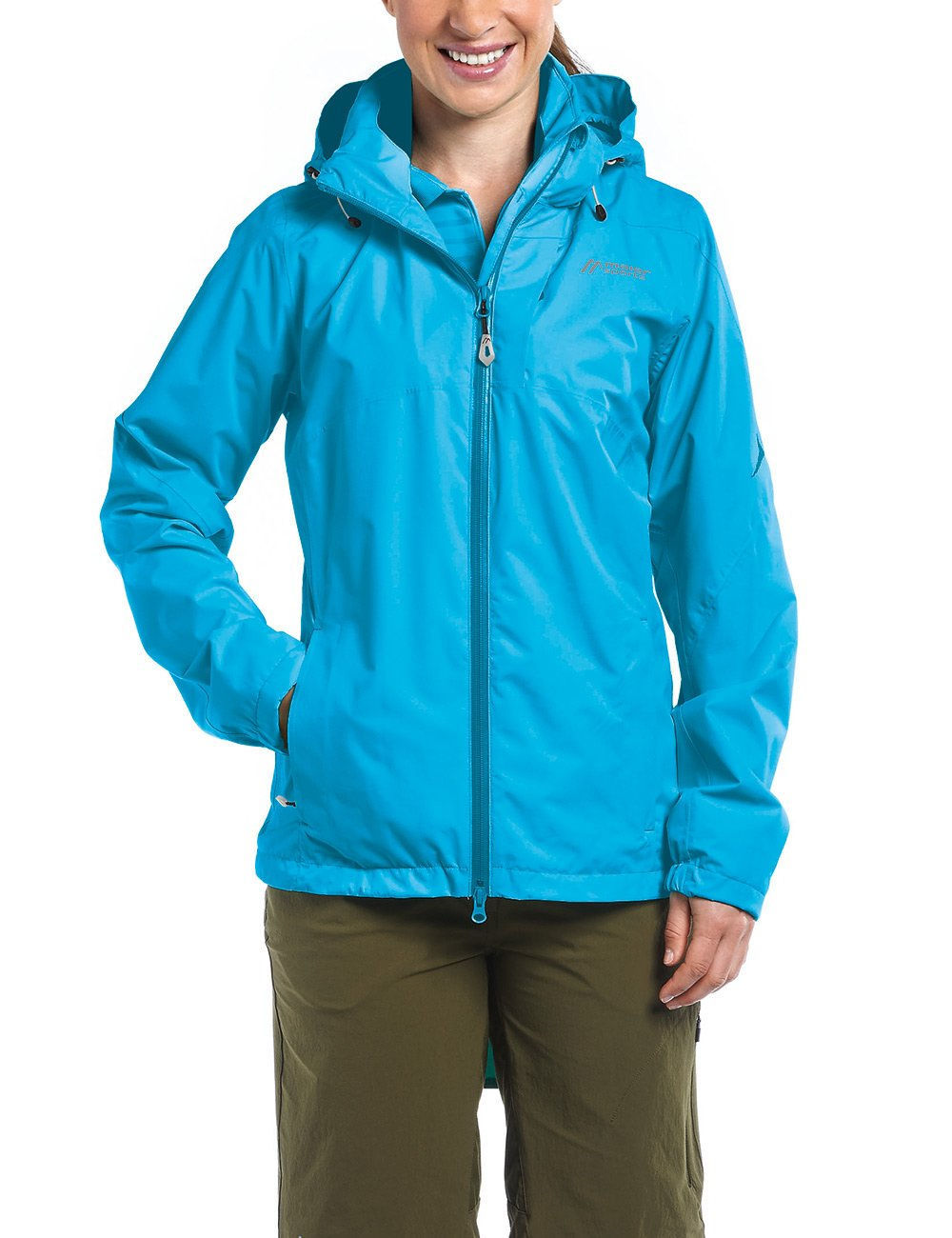 Maier Sports Damen Tour Cycle L Funktionsjacke - hawaiianocean - 40