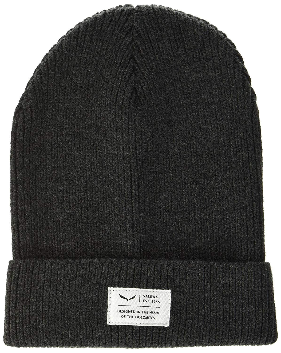 Salewa Puez Wool Beanie Mütze black-out
