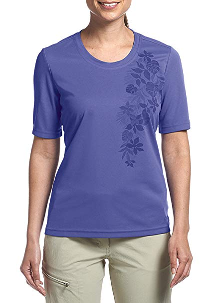 Maier Sports Damen Funktionsshirt Irmi – liberty - 38