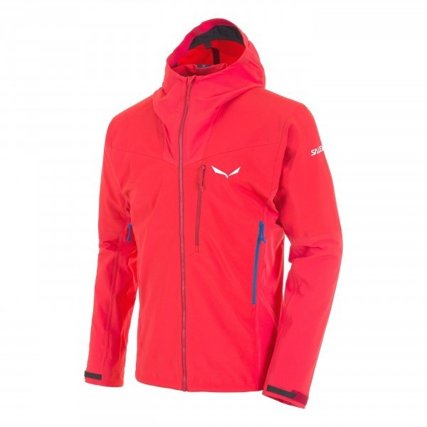 Salewa Ortles DST Jacket Fb. papavero