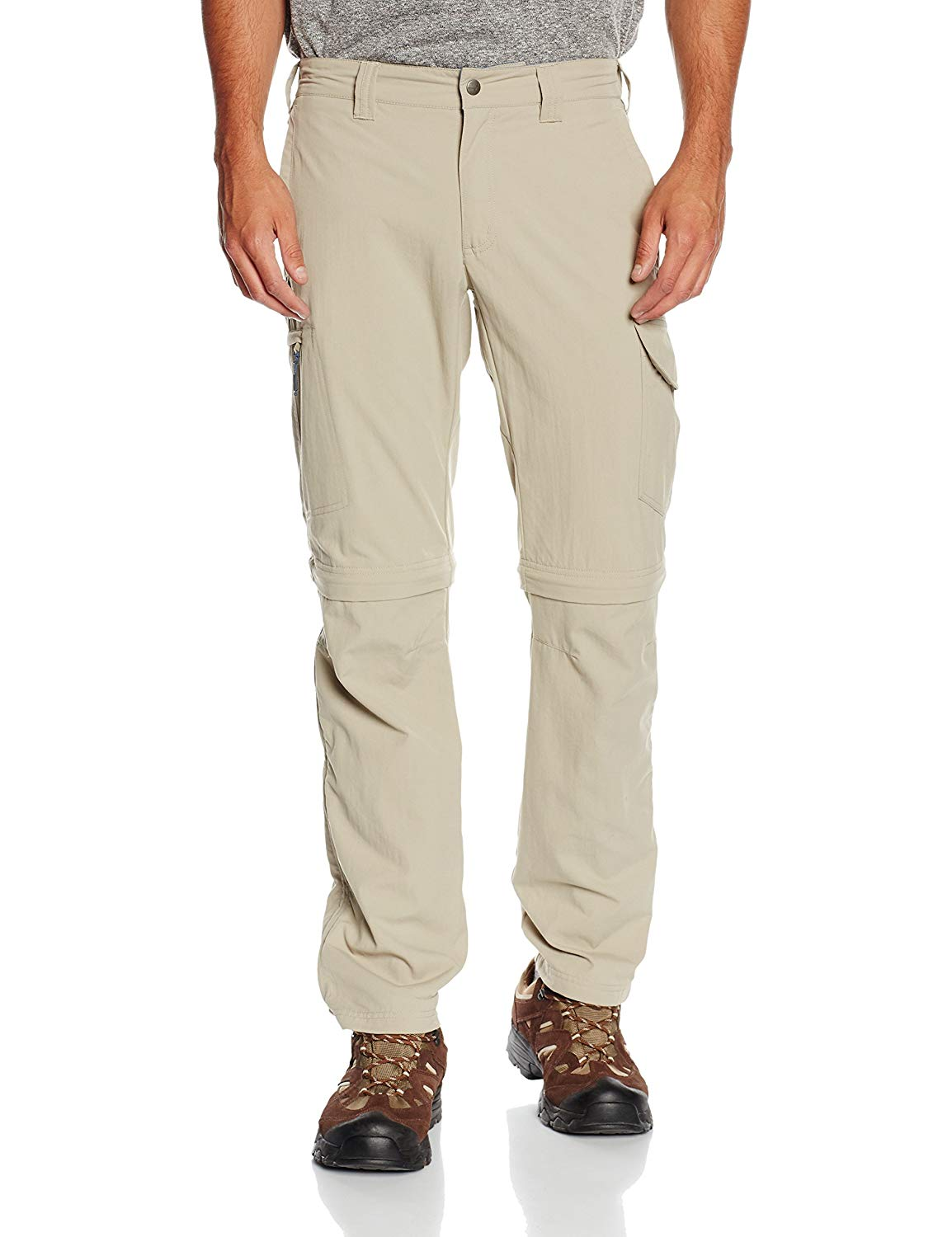 Salewa Herren Fanes Pordoi Dry 2/1 Pants Regular Fb. juta