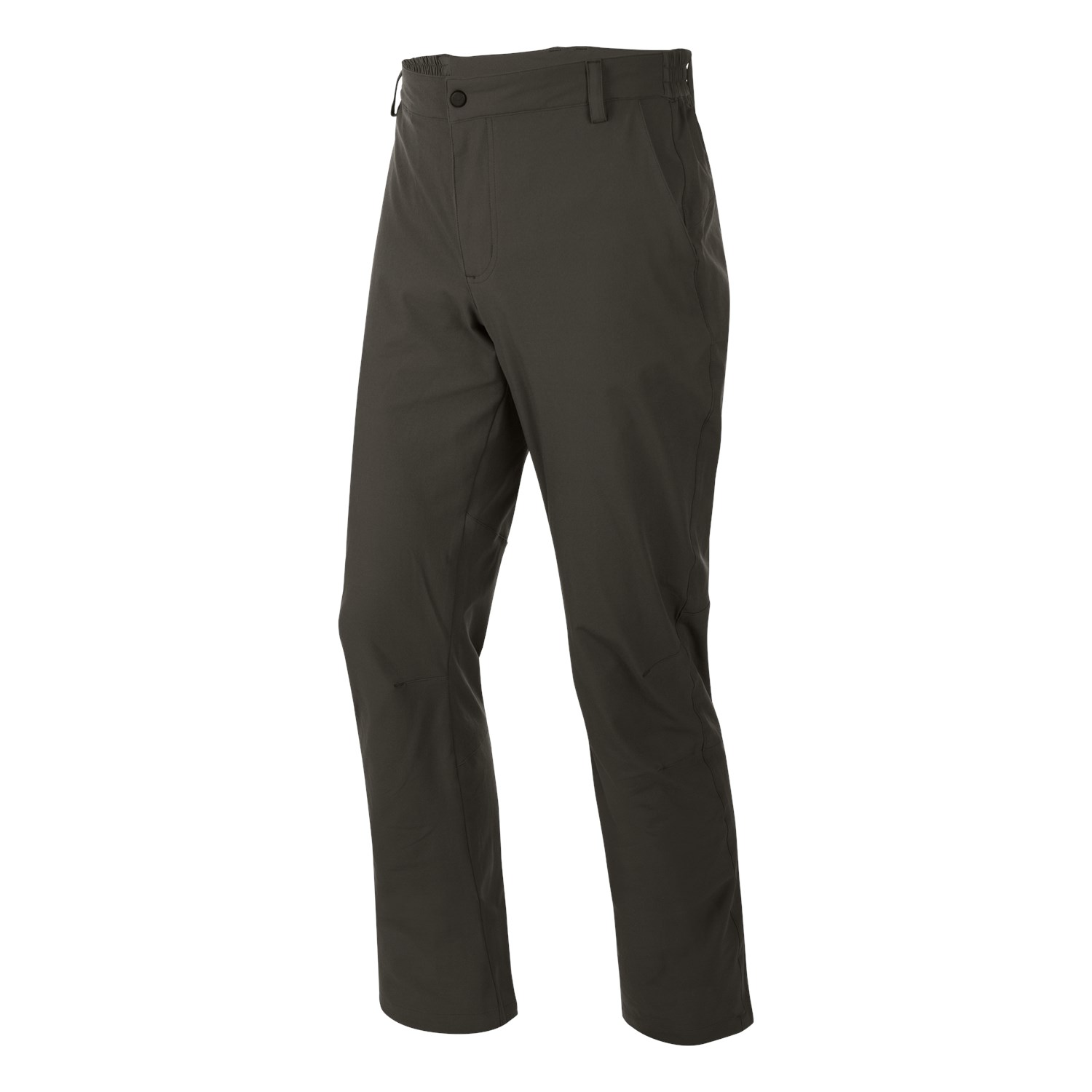 Salewa Puez Durastretch Softshell Hose Fb. black-olive