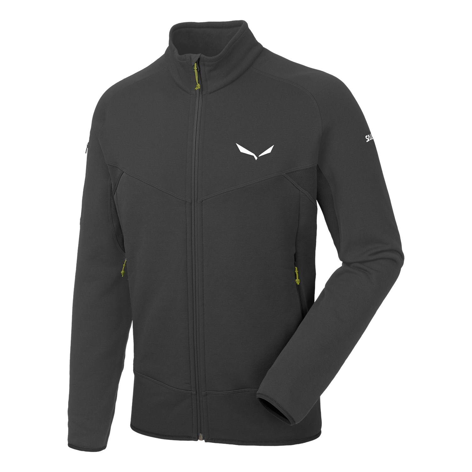Salewa Ortles Polartec® Full-Zip Herren Fleece Jacke Fb. black-out