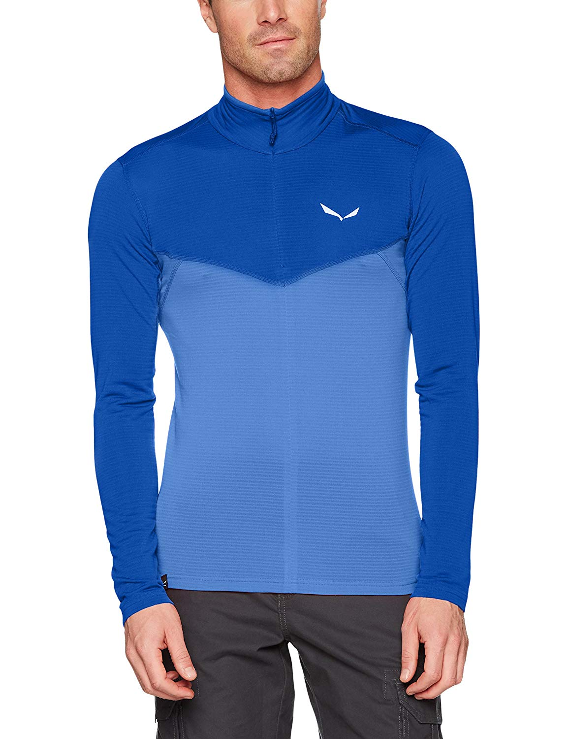 Salewa Ortles 2 PTC Baselayer Fb. nautical/blue