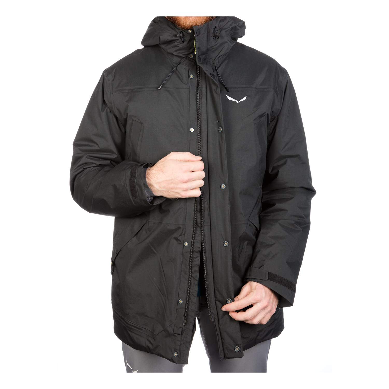 Salewa Herren Fanes Powertex/Tirolwool® Celliant® Herren Jacke