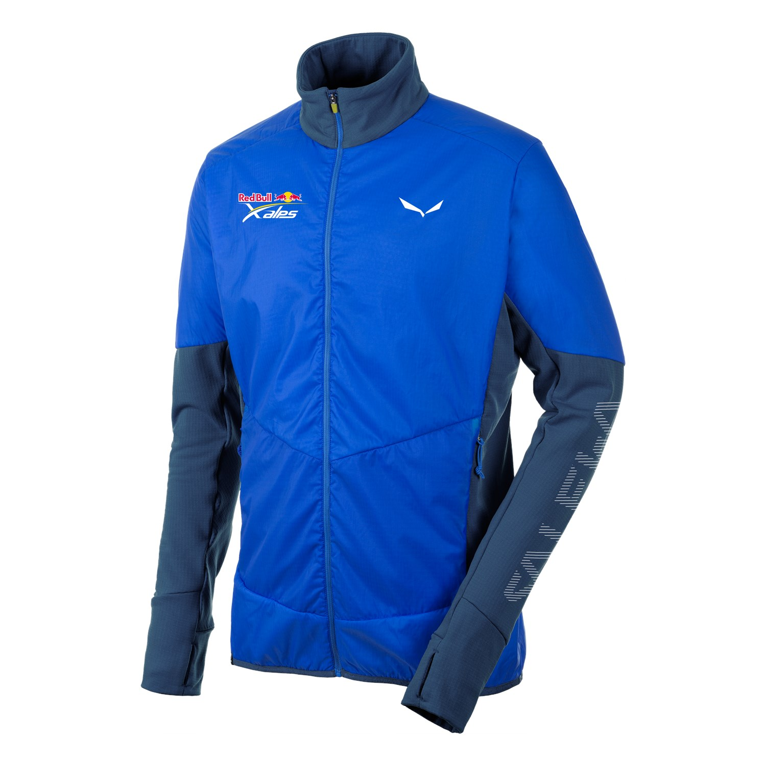 Salewa Redbull X-Alps Softshell Jacke Fb. royalblue