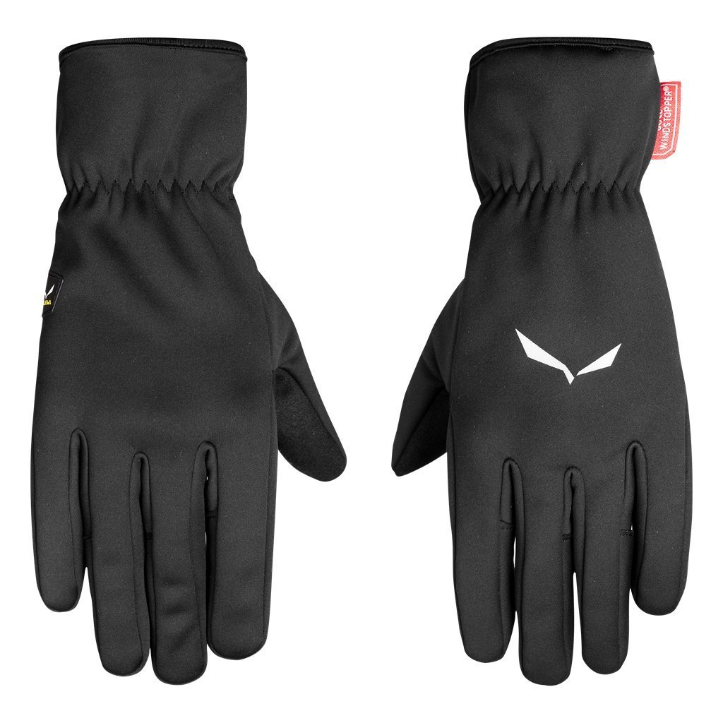 Salewa SESVENNA WS Finger Gloves, Handschuhe Gr. 2XL Fb. black-out