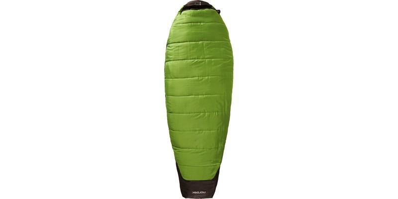 Nordisk Abel -2 Schlafsack Peridot-green-black