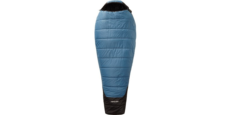 Nordisk Canute -2 Schlafsack Größe L Farbe real teal black